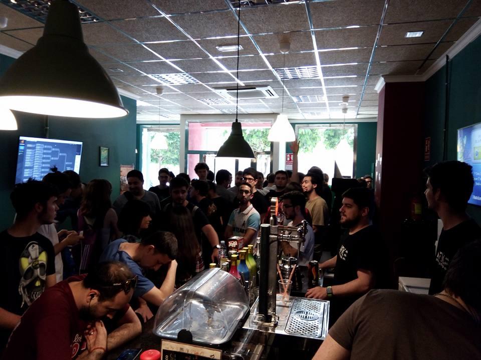AFK Gamer Bar