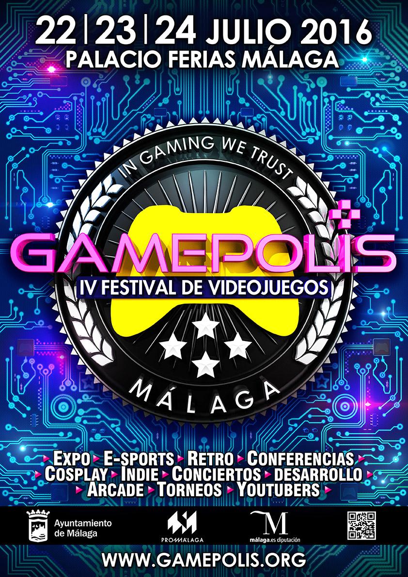 Gamepolis IV 2016