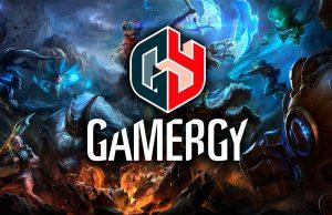 Gamergy Logo