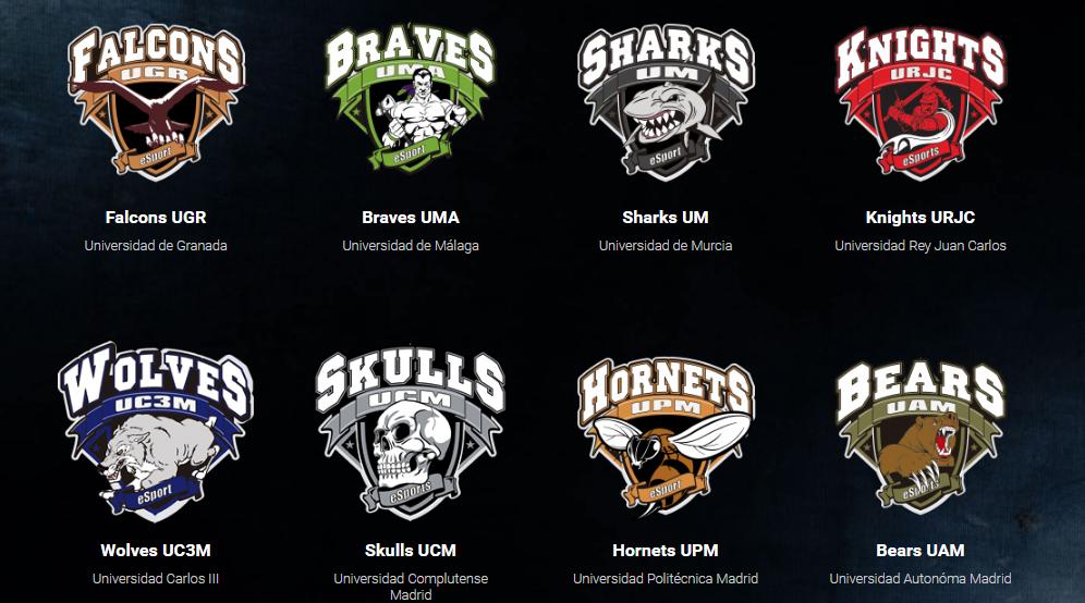 Universidades eSports