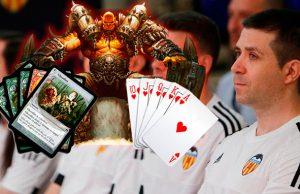 TheFallen mejoró en Hearthstone gracias al Póker