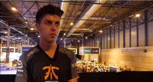 Werlyb nuevo jugador de Fnatic