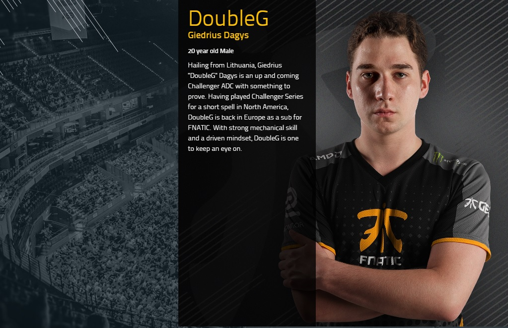 DoubleG