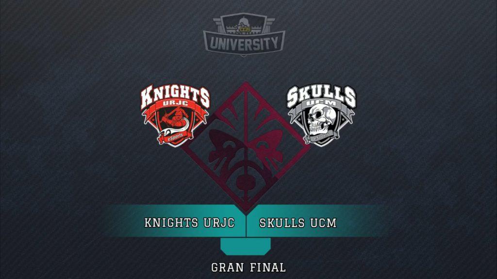 OGSeries University Final
