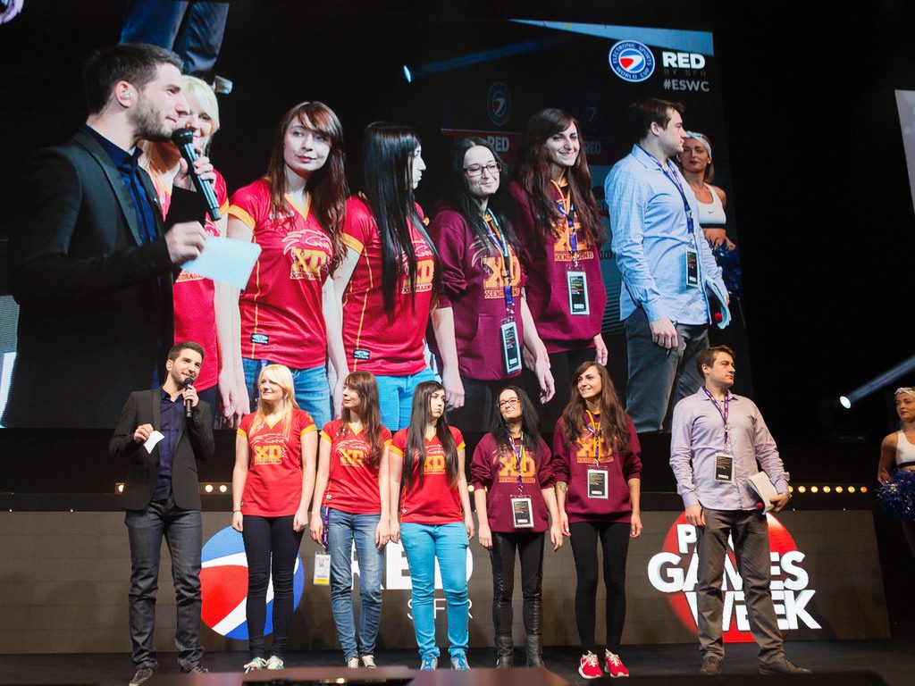 XenoDragons en la Electronic Sport World Cup 2015