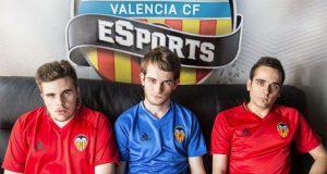 El equipo de Rocket League del Valencia eSports