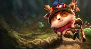 Teemo, la nueva bestia de la jungla de League of Legends.