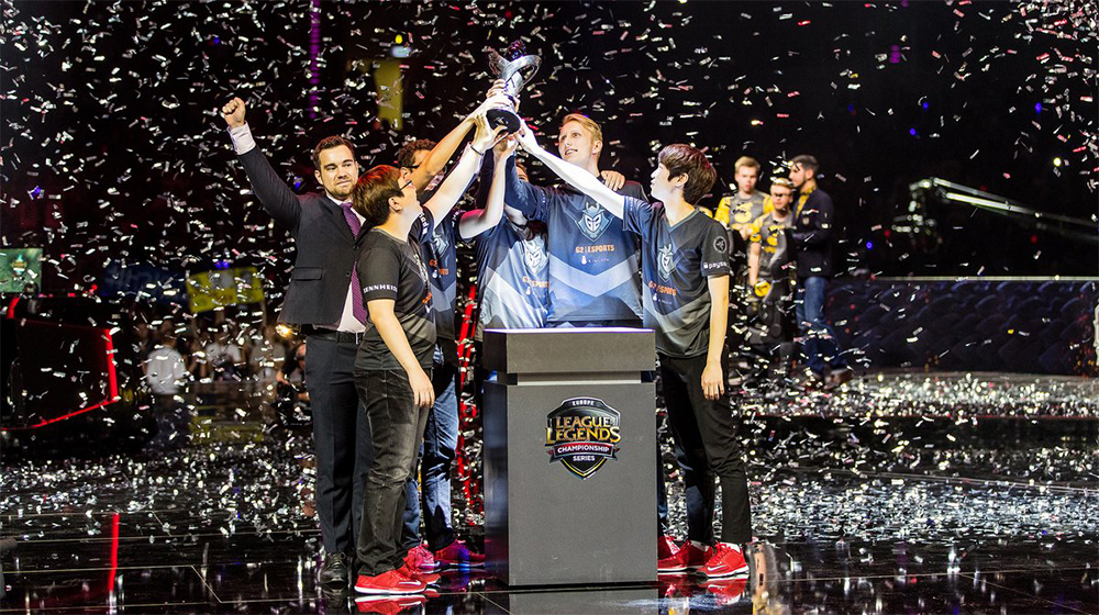 G2 Victory EULCS