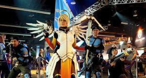 Mercy Oshley Cosplay