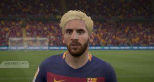 Leo Messi Rubio FIFA17