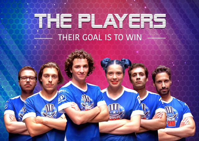 The Players, nueva serie sobre eSports.