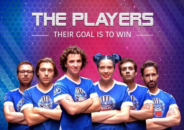 The Players, nueva serie sobre eSports.