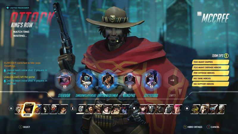En un equipo de Overwatch tenemos 12 ojos pendientes de demasiadas cosas a la vez. Planear la partida de antemano puede salvarnos en los momentos clave.