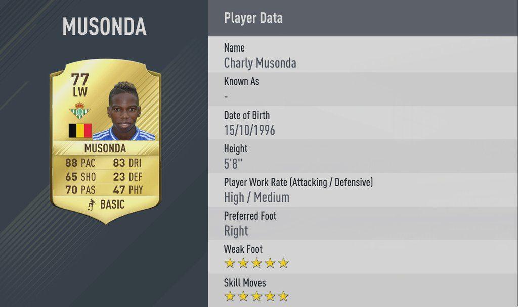 FIFA Musonda