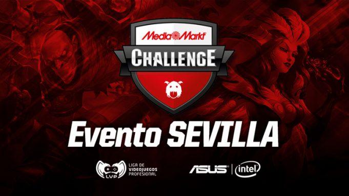 MediaMarkt Challenge en Sevilla