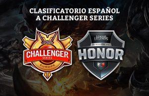 Clasificatorio a Challenger Series
