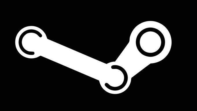 El logo de Steam