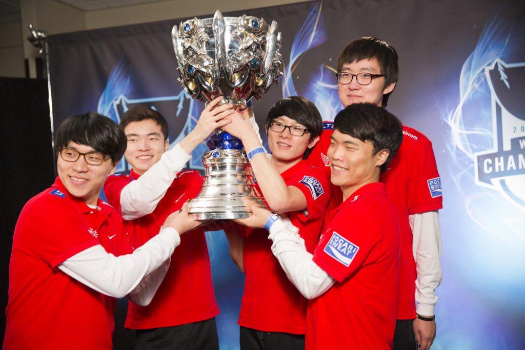 SKT fueron campeones del mundo en 2013 y 2015.