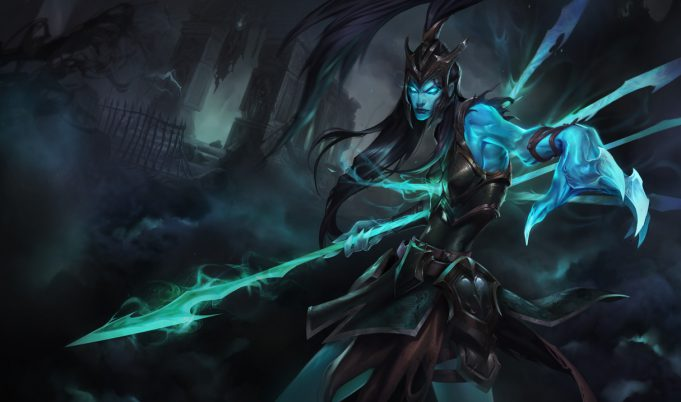 Kalista League of Legends ADC