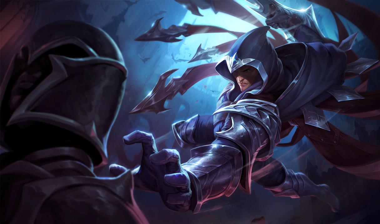 Talon, la Sombra de las Espadas.