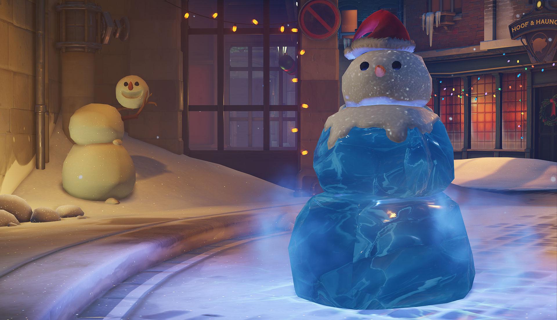 snowman-mei