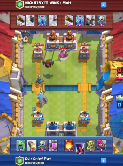 Batalla de Clanes 4