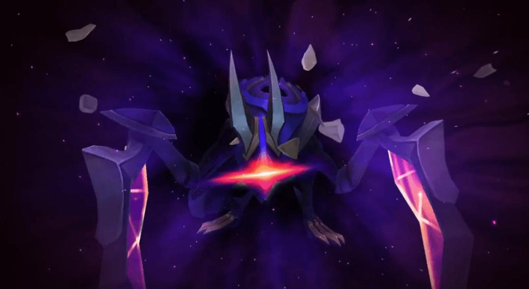 Kha'Zix Estrella Oscura