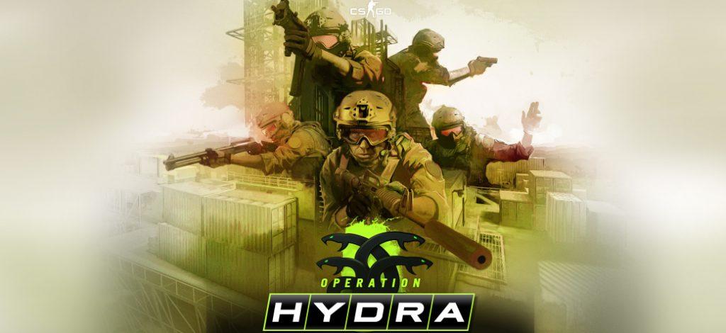 Operación Hydra CSGO