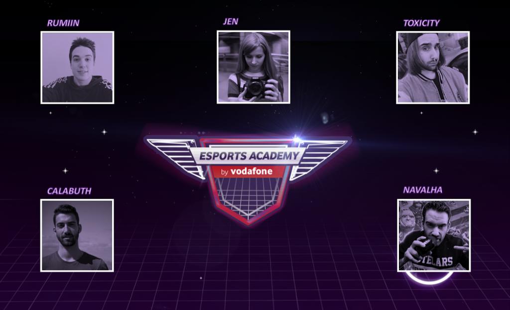esports vodafone academy