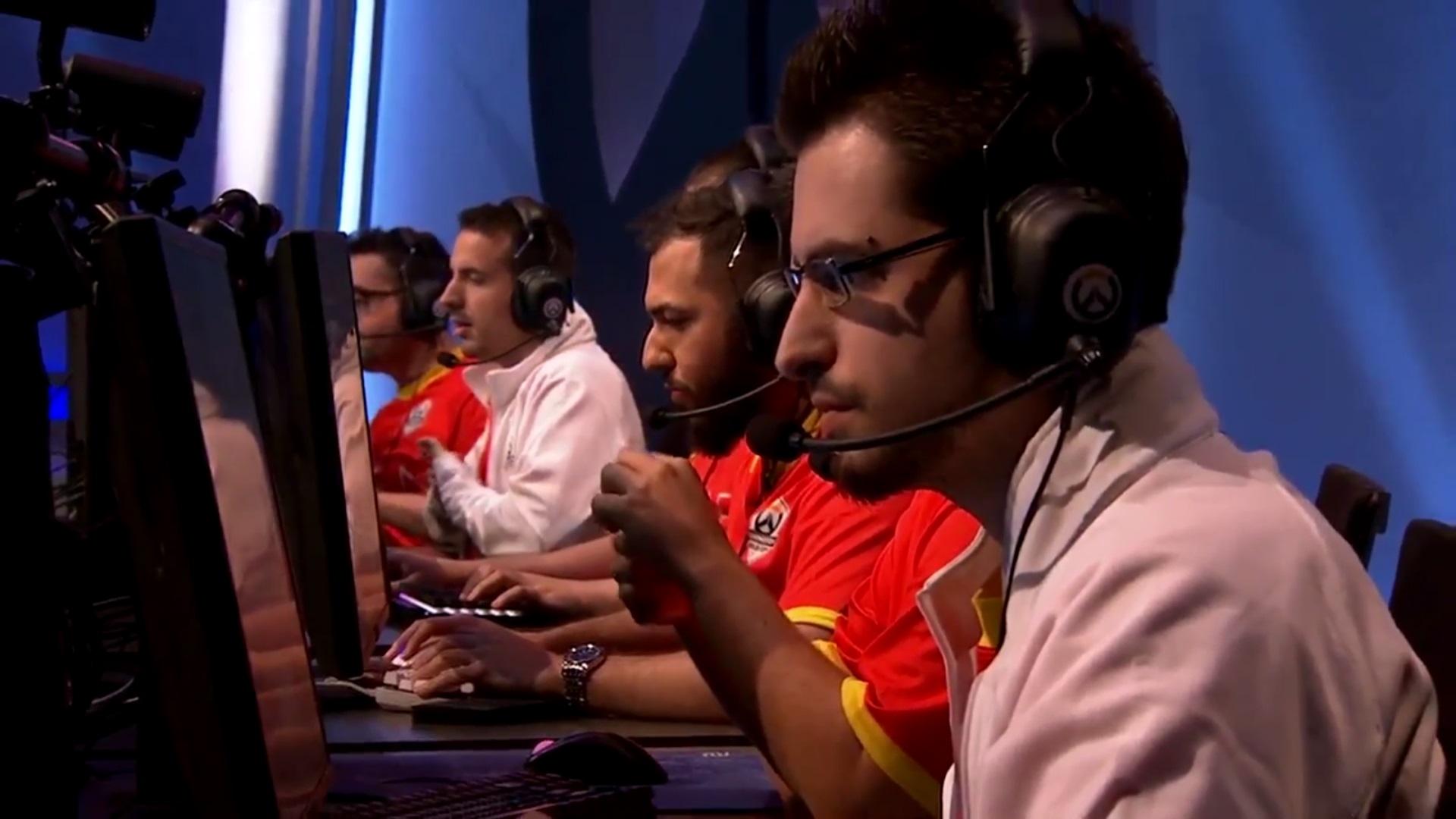 España Overwatch World Cup