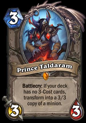principe-taldaram Caballeros del trono helado