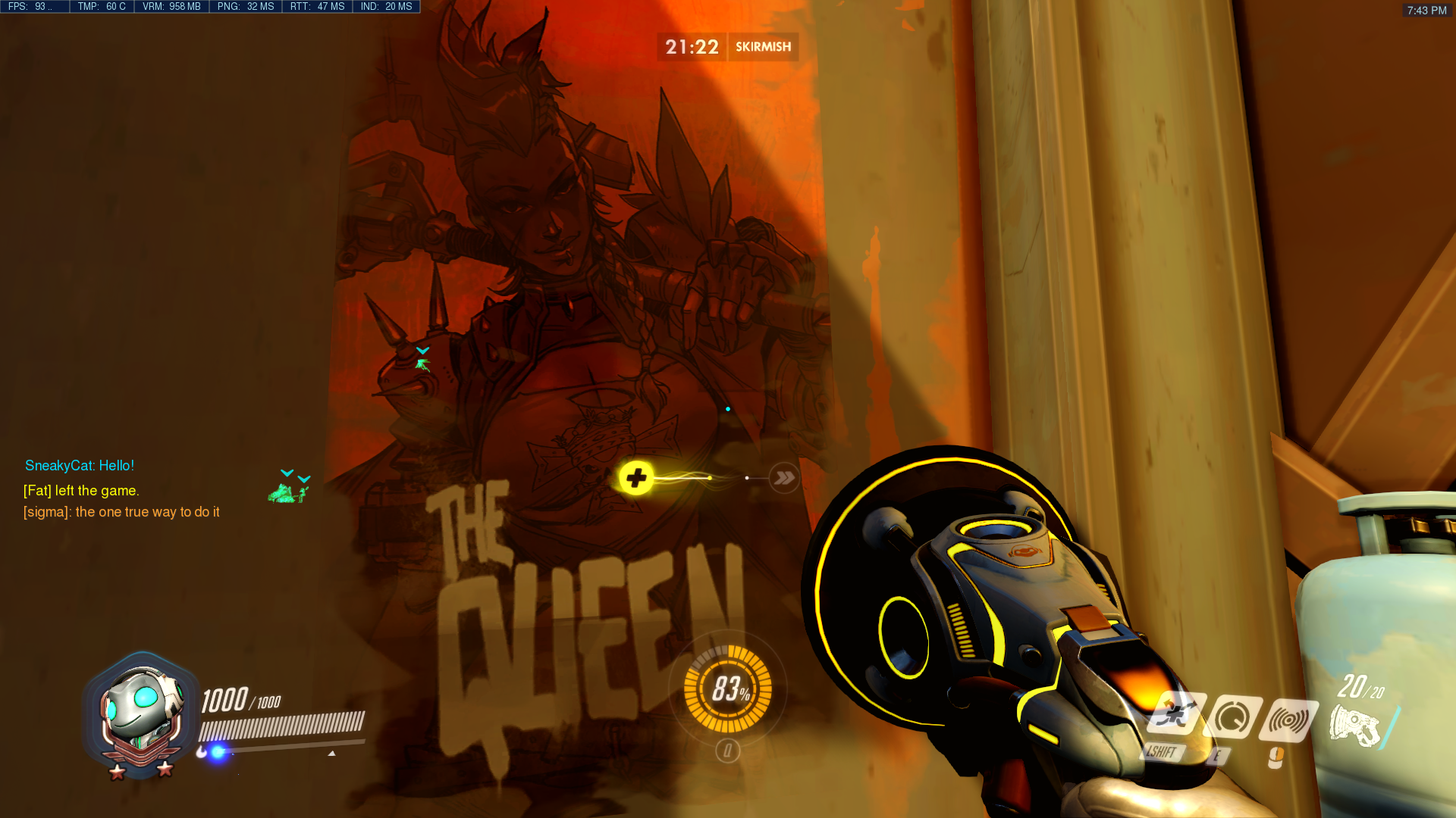 junkertown-the-queen