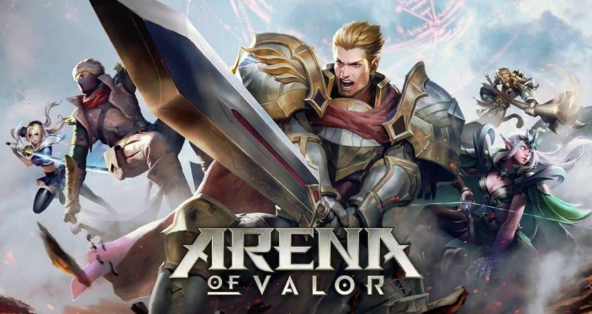 Resultado de imagen para arena of valor