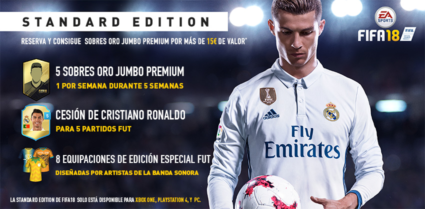 Estandar FIFA 18