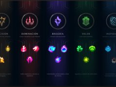 runas League of Legends