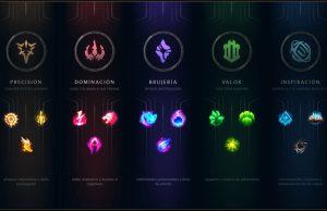 runas League of Legends