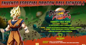 Dragon Ball FighterZ Meltdown Madrid