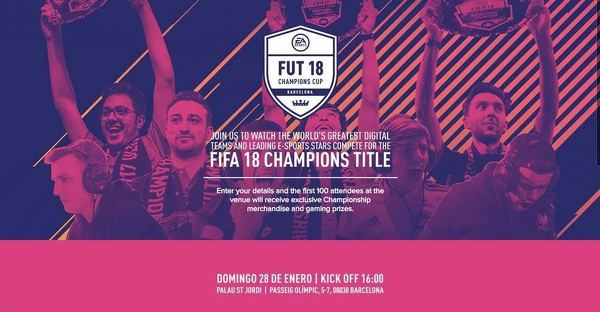 Fut Champions Cup Se Celebrará En El Palau Sant Jordi De Barcelona