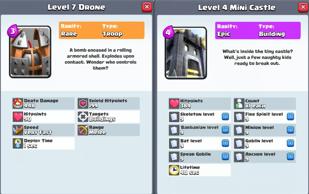 Del Dron Al Acróbata La Lista De Cartas Fan Made Para Clash