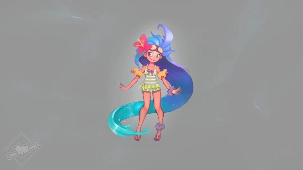 zoe-pool-party