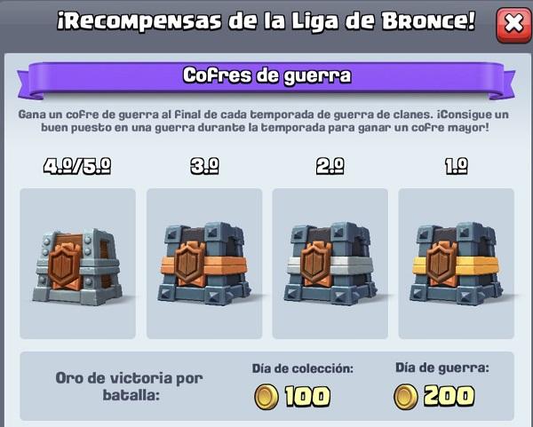 Bronce Clan Wars