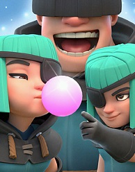 Chicle Clash Royale