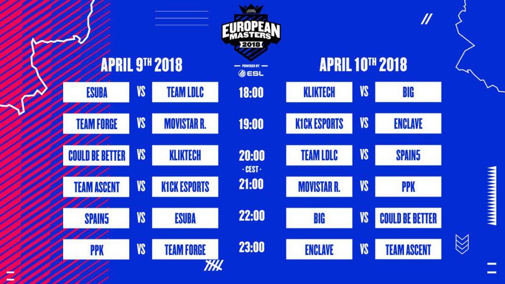 european-masters-play-in-horario