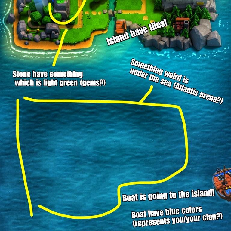 Atlantis Clash Royale