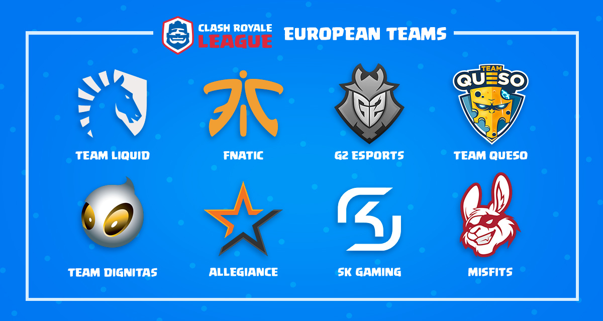 Clash Royale League Europa