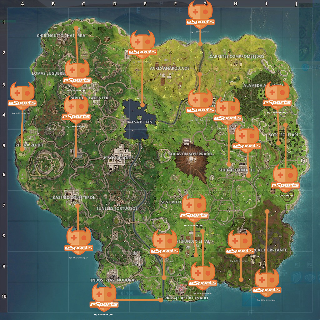 mapa-ubicaciones-patitos-de-goma-fortnite