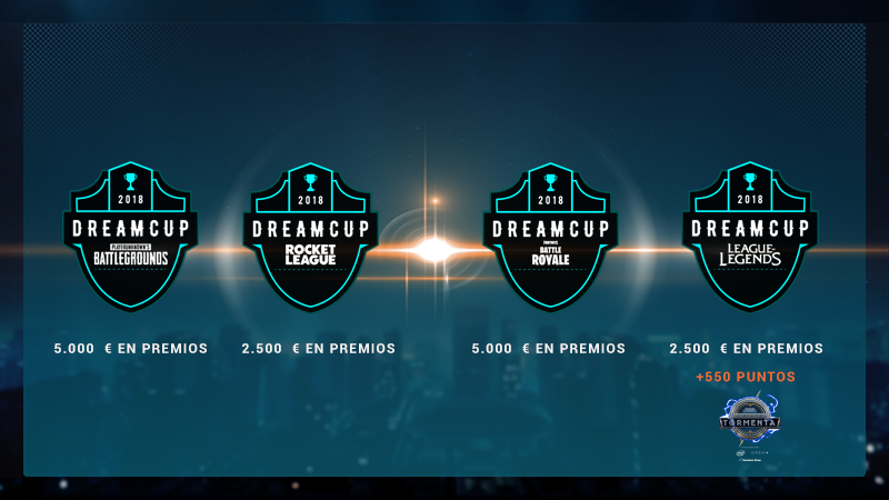 DreamCup Valencia DreamHack 2018