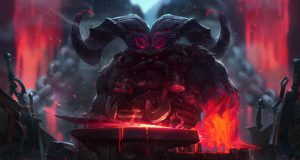 Ornn, la Llama de la Forja. League of Legends