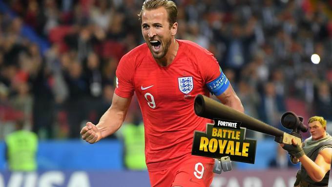 Fortnite El Hilo Conductor De La Inglaterra De Harry Kane En El Mundial