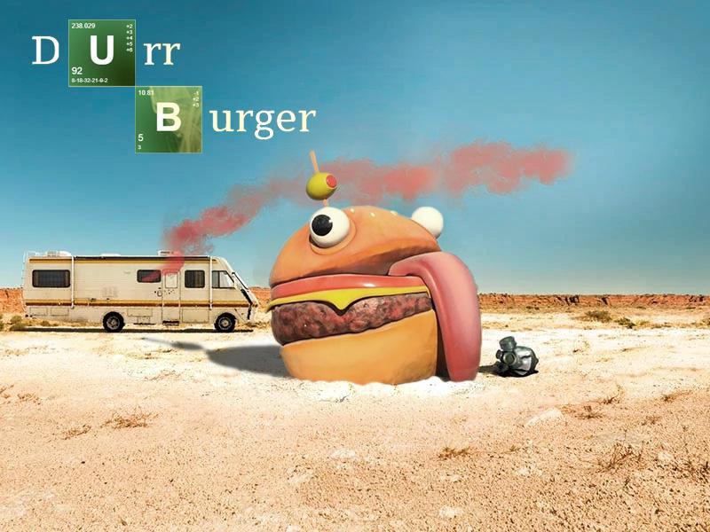 hamburguesa meme fortnite